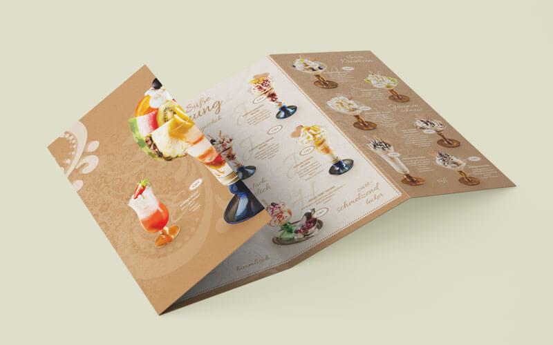 Eiskarte Café am Dom