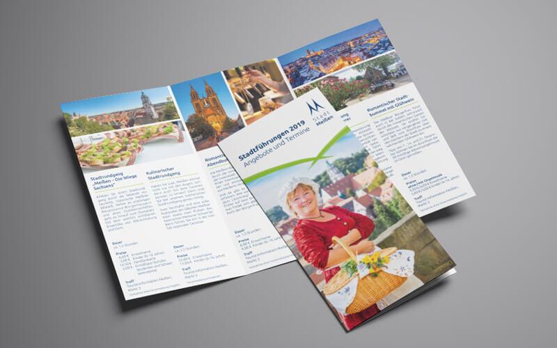 Folder für Stadt Meißen