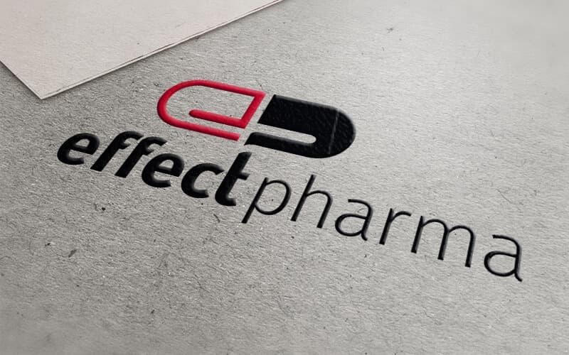 Logoentwicklung für effect pharma